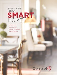 home automation brochure
